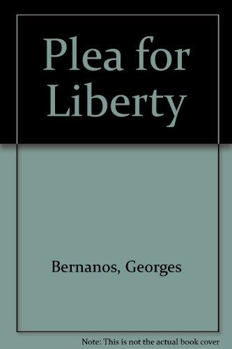 Plea for Liberty