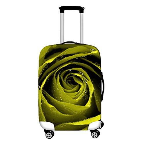 YiiJee Kofferhülle Kofferschutzhülle Luggage Cover Gepäck Cover Kofferbezug Reisekoffer Hülle Kofferschutz Als Bild8 S - Verkauf Gepäck-sets