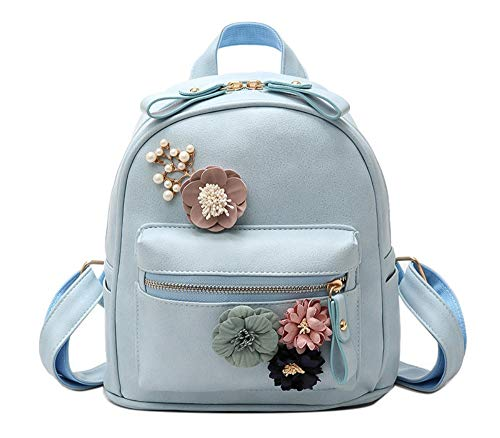 ZLK backpack Bolso Tridimensional Bolso De La Manera del Bolso De La Flor De La Mochila De La Flor