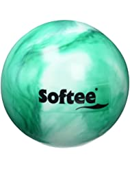 Softee Equipment 0010513 Pelota de Gimnasia, Blanco, S