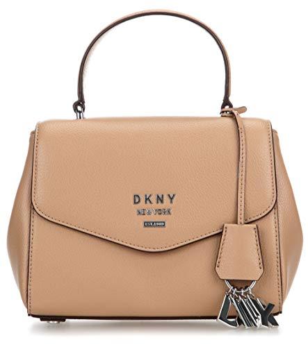 DKNY Paige Sac porté épaule Brun Clair