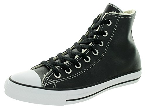 Converse Ct Shear Lea Hi, Sneakers Hautes homme Black/White