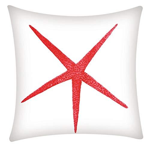 OPAKY Pillow Case Polyester Fiber Cushion Sofa Car Cushion Cover Home Decoration