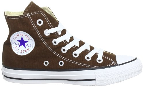 Converse Chuck Taylor All Star Core Hi, Unisex - Erwachsene Sneakers Braun (Chocolate)