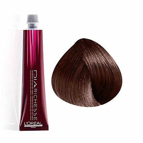 L 'OREAL PROFESSIONNEL - Dia Richesse 6.12 Blond fonc marron taffetas