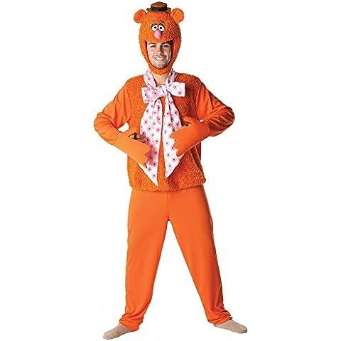 Muppets - Disfraz de halloween oso para hombre, talla XL (889804XL1)