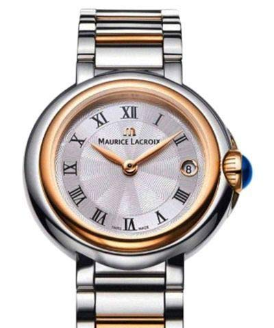 Orologio rotondo da donna Maurice Lacroix Fiaba FA1003-PVP13-110