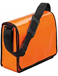 HALFAR - sac sacoche bandoulière porte documents 1802814 - orange - mixte homme / femme