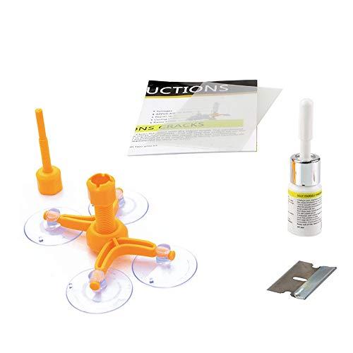 DIY Auto Werkzeuge Autoglas Repair Tool Auto Glas Windschutzscheibe Windschutzscheibe Instrument Repair Kit - 2.5 Unzen Flüssigkeit