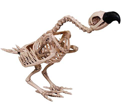 Katze Kostüm Variationen - ILOVEFANCYDRESS EINE Auswahl DER SUPER KLASSE Masken+Dekoration+SKELETTEN FÜR Jede Art DER Halloween Fasching GRUSEL = AASGEIER HART Plastik Skelett