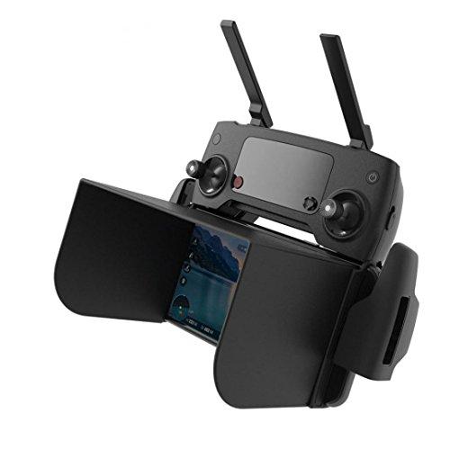 Preisvergleich Produktbild Hunpta PGY L200 schwarzen PAD Monitor Hood Sonnenschirm FPV für DJI MAVIC Phantom4 PRO inspirieren (Schwarz)