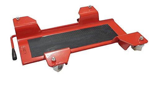 Cruizer carro Plataforma Scooter Universal, Rojo, talla L