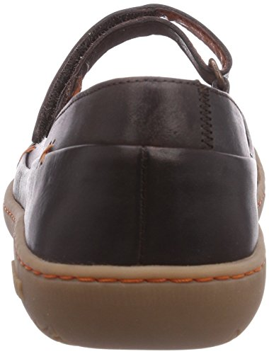 Birkenstock Shoes Iona Damen, Mary Jane Femme Marron (dark Brown)