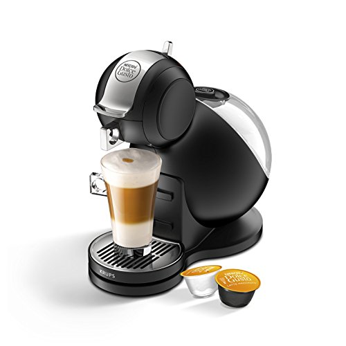 Krups Nescafe Dolce Gusto Melody 3 Manual Coffee Machine - Black