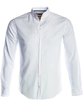 BOSS Orange Eeasy 1 Shirt in White