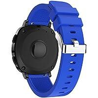 Preisvergleich für Für Gear S3Frontier/Classic Silikon Strap, yustar Ersatz Band Armband Armband für Samsung Gear S3Frontier/S3Classic Sport Armbanduhr