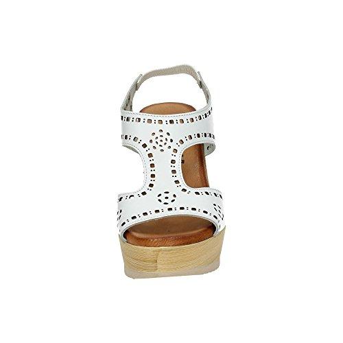 Dliro Donna sandali Bianco
