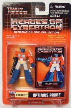 : G1 Autobot Leader Optimus Prime ()