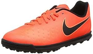 Nike _ Magista X Ola II TF_Rouge (Total Cramoisi / Noir / Mousse Brillante)_36