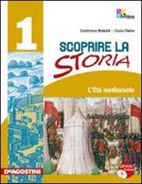 Scoprire la storia. Pner la Scuola media. Con CD-ROM. Con espansione online: SCOPR.STORIA 1+CD +LD
