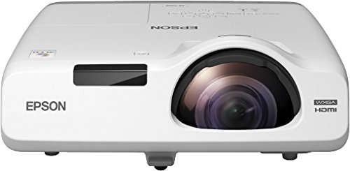 Best Epson EB-535W Short Throw Projector Review