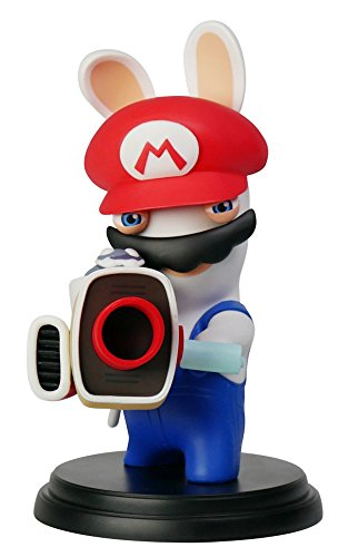 Figuras de Mario + Rabbids Kingdom Battle: Super Mario - 16.5 Cm