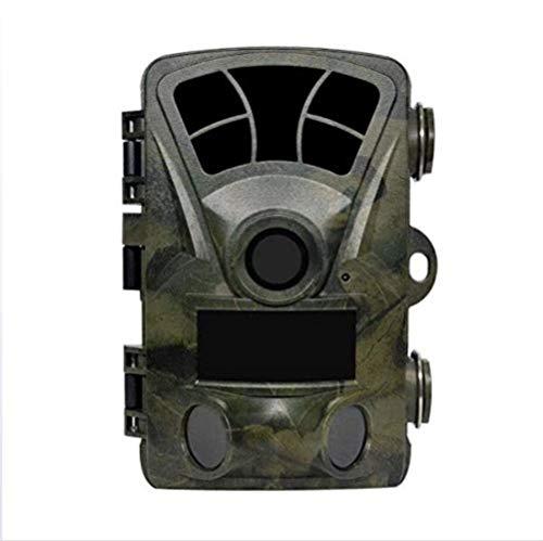 SuRose Wildlife-Kamera, IP54 wasserdichte FHD 1080P 16MP Jagdkamera Fernüberwachung 2,4-Zoll-LCD-Nachtsicht-Bewegungserkennung Ultra Long Standby