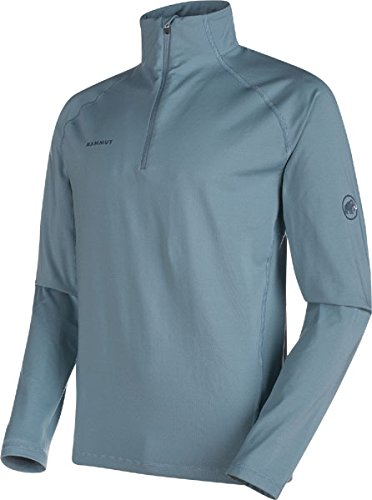 Mammut Herren Snow ml Half Zip Pull Pullover cloud