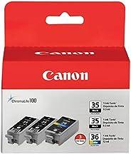 Canon Canon PGI-35 Twin Black & CLI-36 Color Ink (1509B007AB