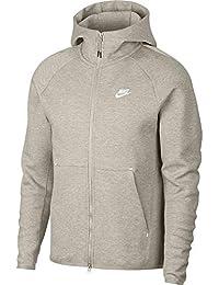 super popular 398a9 d8029 Nike Herren Kapuzenjacke Sportswear Tech Fleece