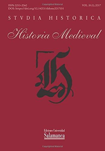 Descargar Libro Studia Historica. Historia Medieval: vol. 35, núm. 1 (2017) de Gregorio del Ser Quijano Dir.