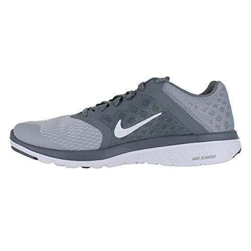 Nike - Fs Lite Run 2, Scarpe stringate  da donna Wolf Grey/White Cool Grey