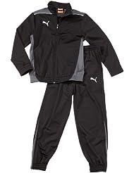 PUMA Kinder Trainingsanzug Foundation Poly Suit II