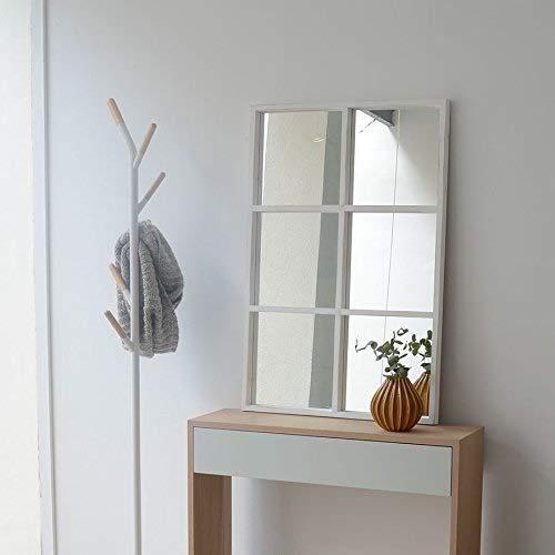 Nordic en Forma de Arco Espejo Decorativo Ventana Falsa Entrada Espejo Pared Espejo salón Comedor Pared...