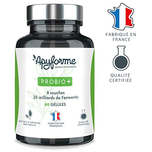 Probiotique Flore Intestinale Probio + • 47 milliards UFC par...