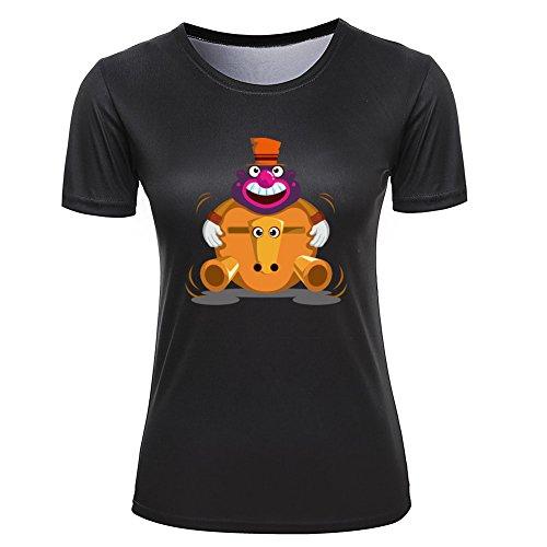 Lovely clown for Women's T-shirt-S