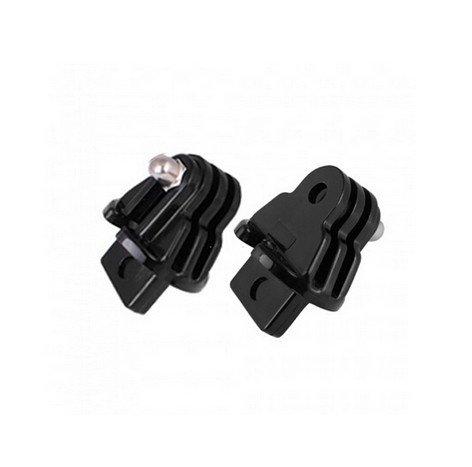 Surfen FCS Plug Kit Surfboard Mount Adapter für GoPro Hero 4332 -