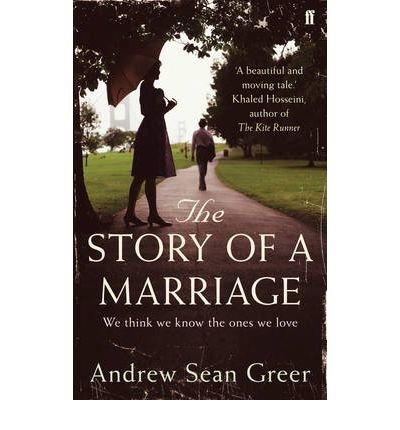 Portada del libro (Story of a Marriage) By Greer, Andrew Sean (Author) Paperback on (03 , 2009)