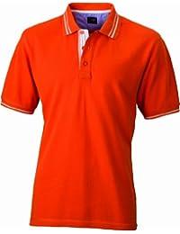 JAMES & NICHOLSON Poloshirt Men's Lifestyle - Polo - Homme