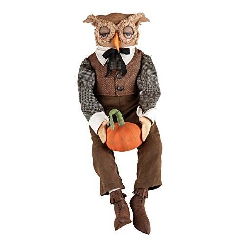 Traditions Tobias Eule Collectible Figur, braun ()