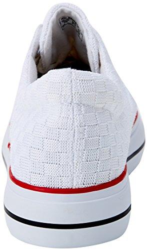 Beppi Damen Canvas Shoe Fitnessschuhe Weiß (White)