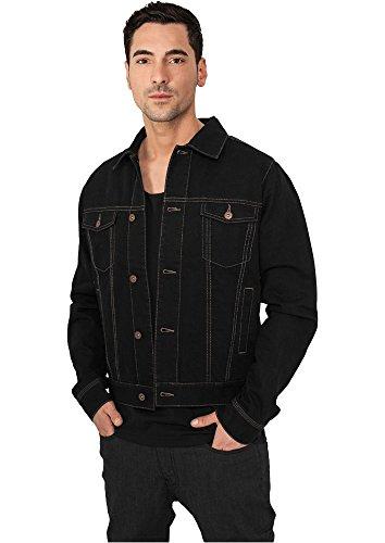 TB515 Denim Jacket Herren Jeans Jacke - 3