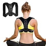 Le Touch Corrector de Postura para Espalda para Hombre y Mujer Soporte Ajustable para Mejorar Postura y Aliviar Dolor
