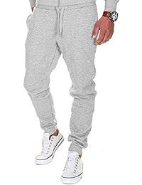 MERISH Jogginghose Herren Jogginganzug Jogger Männer Trainingsanzug Baumwolle Jungen Slim Fit 211