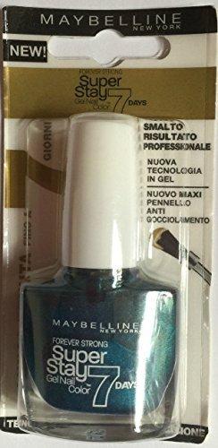 Maybelline Superstay - Esmalte uñas gel 7 días color