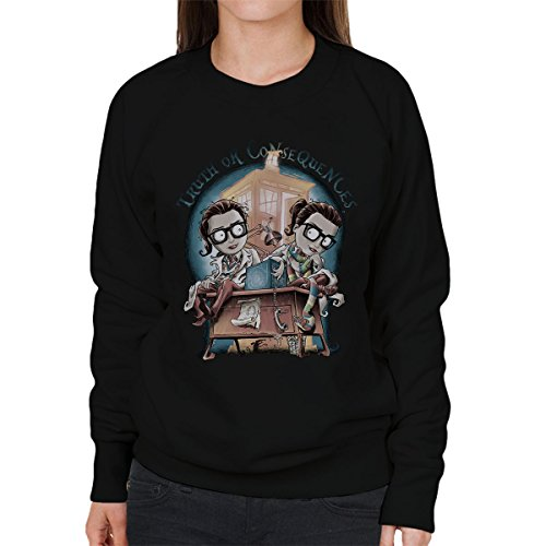 Doctor Who Truth Or Consequences Women's Sweatshirt