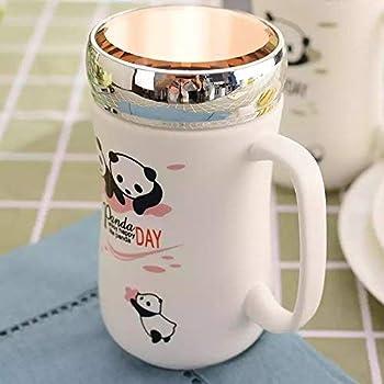 ea40d39974d Buy Bje Hot & Cold Ceramic Beverage Mug For Coffee, Tea & Milk, 400 ...
