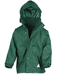 Result Junior/Youth Reversible Stormstuff Jacket, Impermeable para Niñas