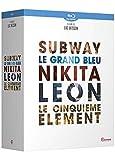 Coffret Luc Besson : Subway + Le Grand Bleu + Nikita + Léon + Le Cinquième Élément [Blu-ray]