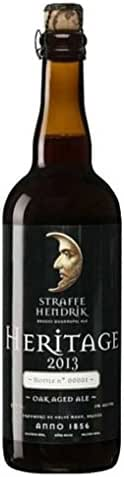Bière Straffe hendrick heritage 75cl
